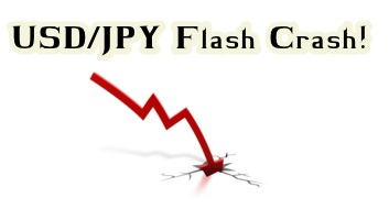 USD/JPY Crash! January 3, 2019!